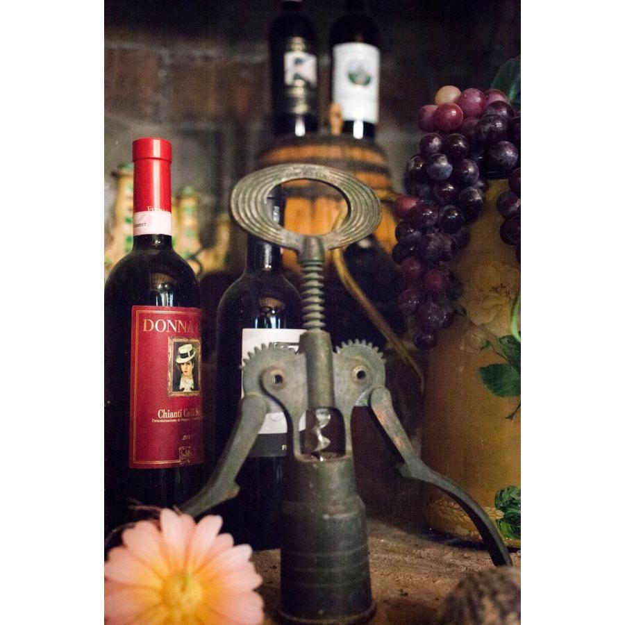 フニャーノ トスカーナ ロッソ ドンナ ジーナ 2015 サンジョヴェーゼ 100% ミディアムボディ 赤ワイン 750ml|marwell|03