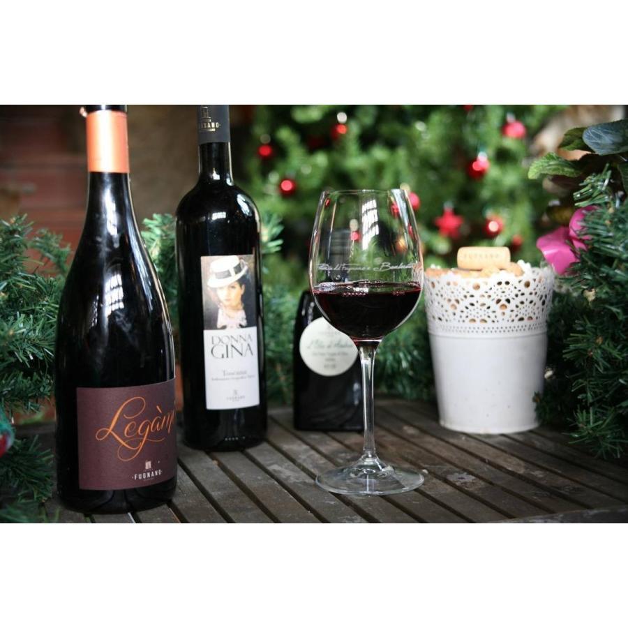 フニャーノ トスカーナ ロッソ ドンナ ジーナ 2015 サンジョヴェーゼ 100% ミディアムボディ 赤ワイン 750ml|marwell|05