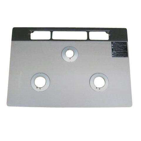 リンナイ Rinnai 001-0863000_exc-srv-tp トッププレート<ガラス>純正ビルトインコンロ専用部品