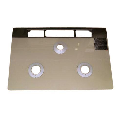 リンナイ Rinnai 001-0864000_exc-srv-tp トッププレート<ガラス>純正ビルトインコンロ専用部品