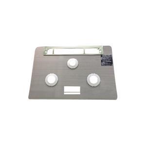 リンナイ Rinnai 001-1049000_exc-srv-tp トッププレート<ガラス>※取り付けサービスセット商品(トッププレートのみの販売は致しておりません)