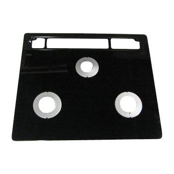 リンナイ Rinnai 001-1262000_exc-srv-tp トッププレート<ガラス·ナイトブラック>※取付サービスセット商品(トッププレートのみの販売は致しておりません)