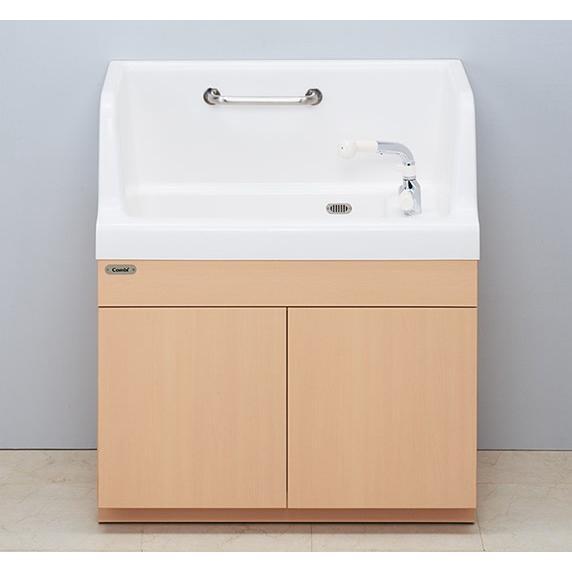 MU31 Combi コンパクト沐浴ユニットMU31 保育施設製品 コンビウィズ株式会社 沐浴室 設置 限られた空間でも設置可能 省スペースタイプ