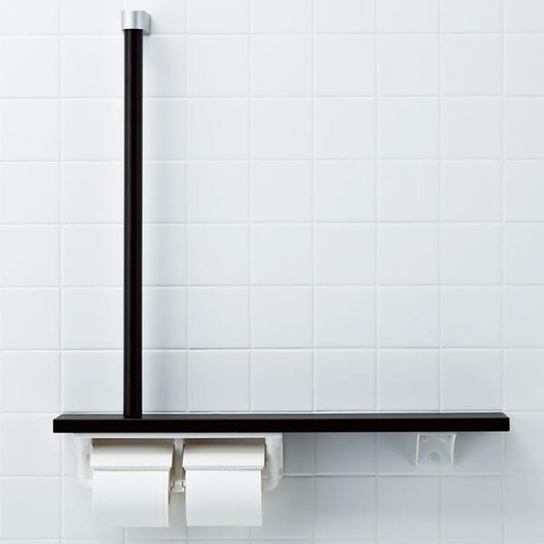 手すり SALE トイレ NKF-3WU2 木製 INAX イナックス デポー 紙巻器 LIXIL 棚手すり リクシル トイレットペーパーホルダー付