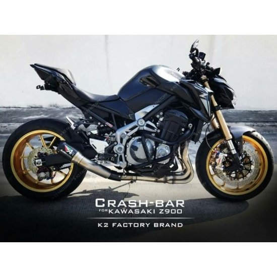 YAMAHA YZF  MT03 MOTORCYCLE CRASH BAR K2