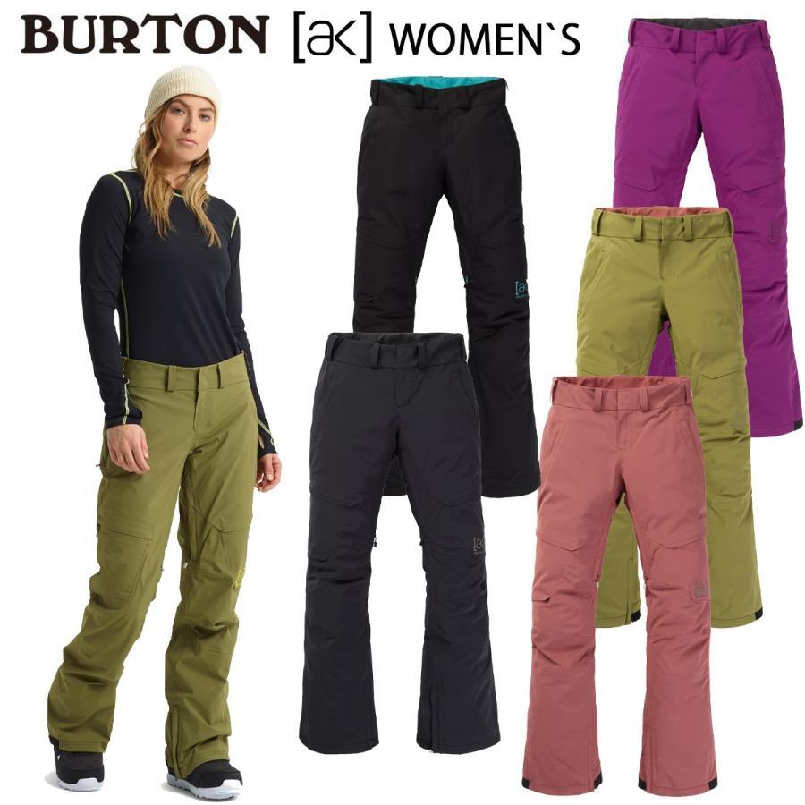 バートン スノーボードパンツ ゴアテックス レディース BURTON 19-20 Women's [ak] GORE-TEX Summit Pant