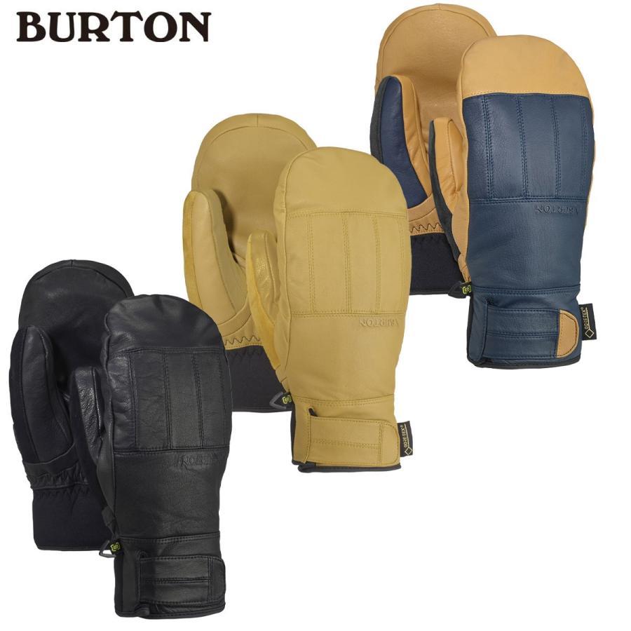 バートン グローブ 手袋 ゴアテックス メンズ BURTON 19-20 Men'sGondy GORE-TEX Leather Mitten