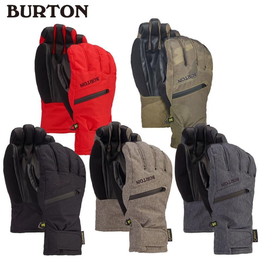 バートン グローブ ゴアテックス メンズ BURTON 19-20 Men's Burton GORE-TEX Under Glove + Gore Warm Technology