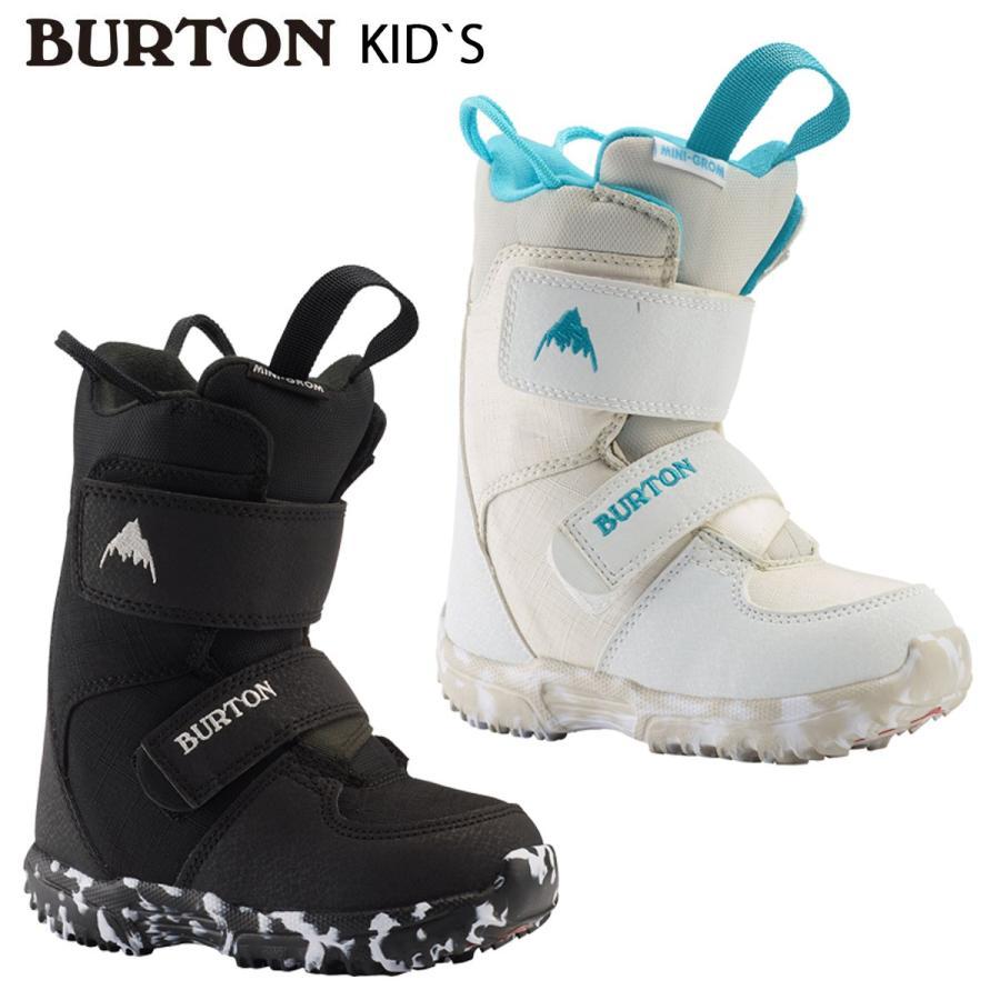 バートン スノーボードブーツ キッズ BURTON 19-20 Toddler Burton Mini-Grom Snowboard Boot