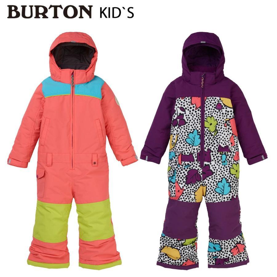 バートン スノーウェア キッズ BURTON 19-20 Girls' Toddler Illusion One Piece