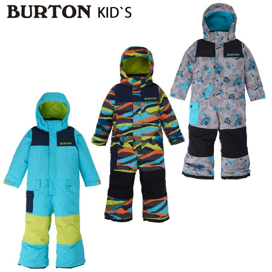 バートン スノーウェア キッズ BURTON 19-20 Boys'Toddler Striker One Piece