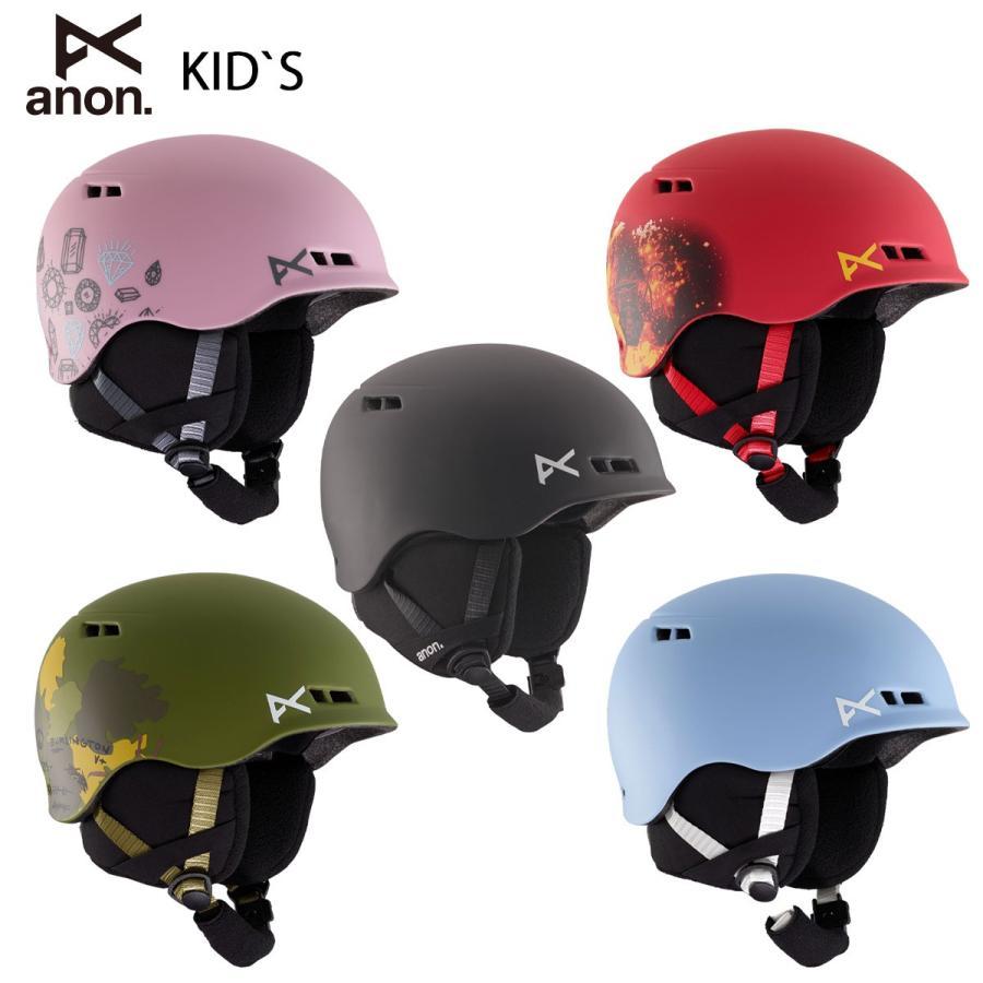 アノン ヘルメット キッズ Anon 19-20 Kids' Burner Helmet