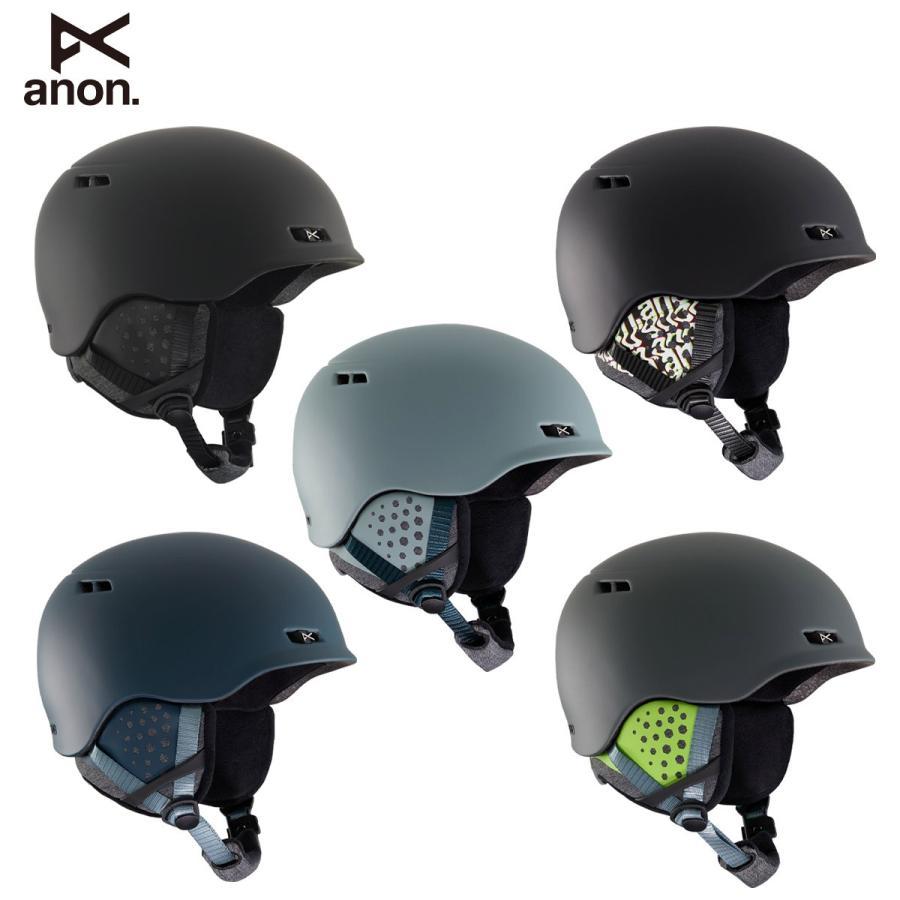 アノン ヘルメット メンズ Anon 19-20 Men's Rodan Helmet