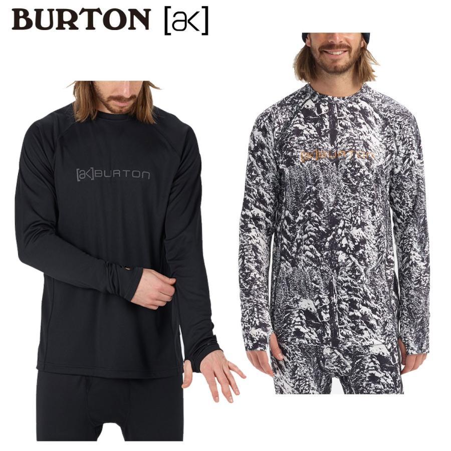 バートン ベースレイヤー メンズ BURTON 19-20 Men's Burton [ak]Power Grid Crew