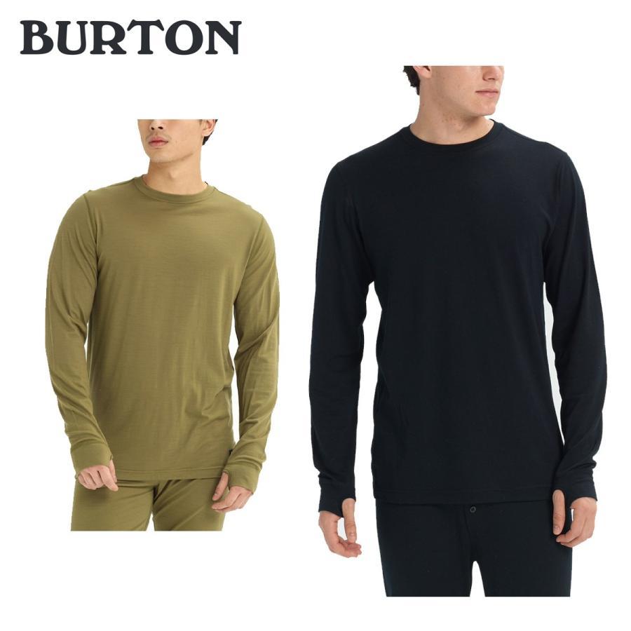 Burton Mens Midweight Merino Oxford