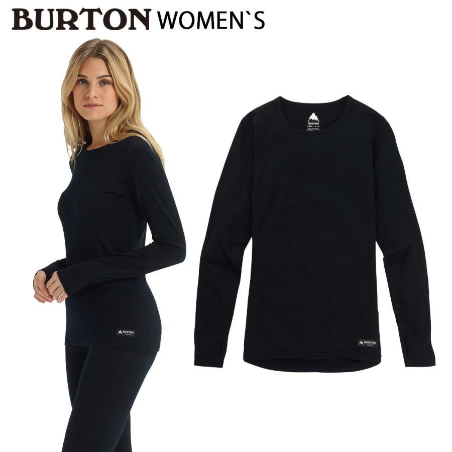 バートン ベースレイヤー レディース BURTON 19-20 Women's Base Layer Midweight Merino Crew