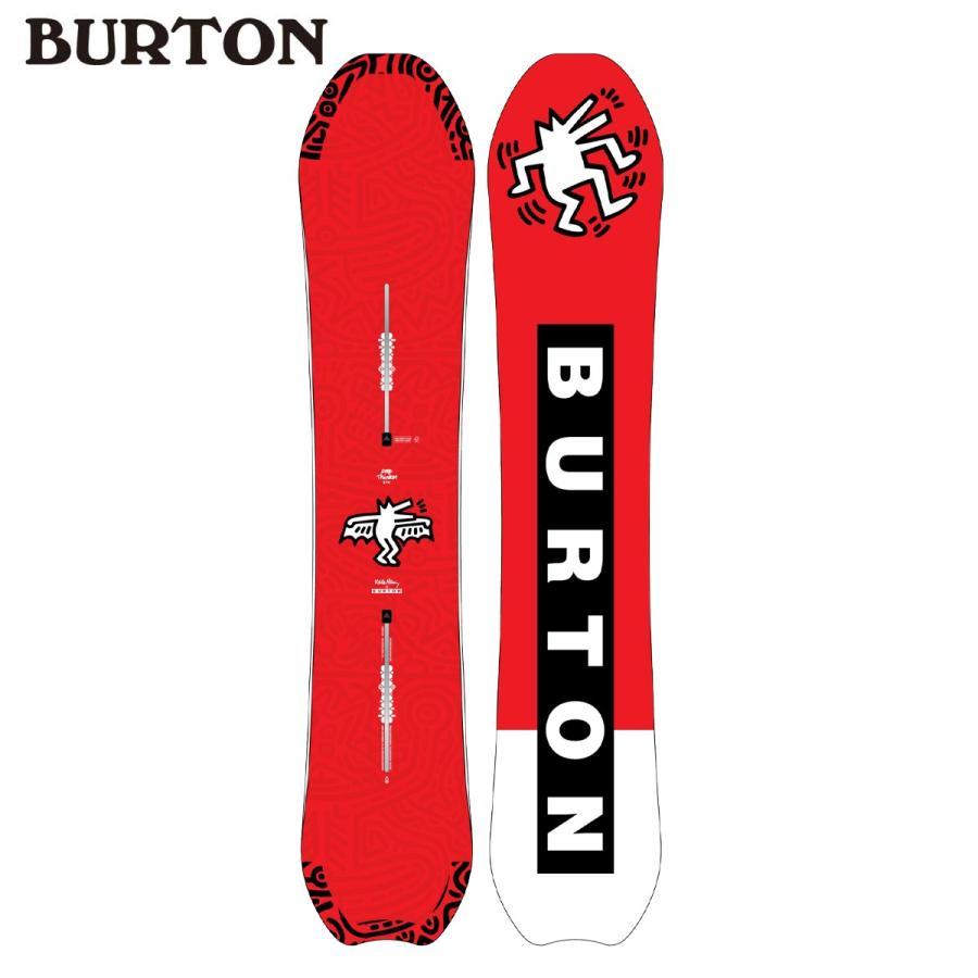 バートン スノーボード 板 キャンバー メンズ BURTON 19-20 Men's Deep Thinker Camber Snowboard