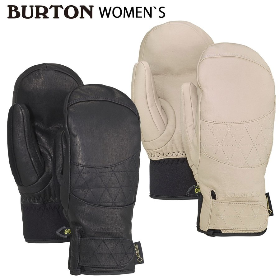 バートン グローブ 手袋 レディース BURTON 19-20 Women's Gondy Gondy Gondy Gore-Tex Leather Mitten 039