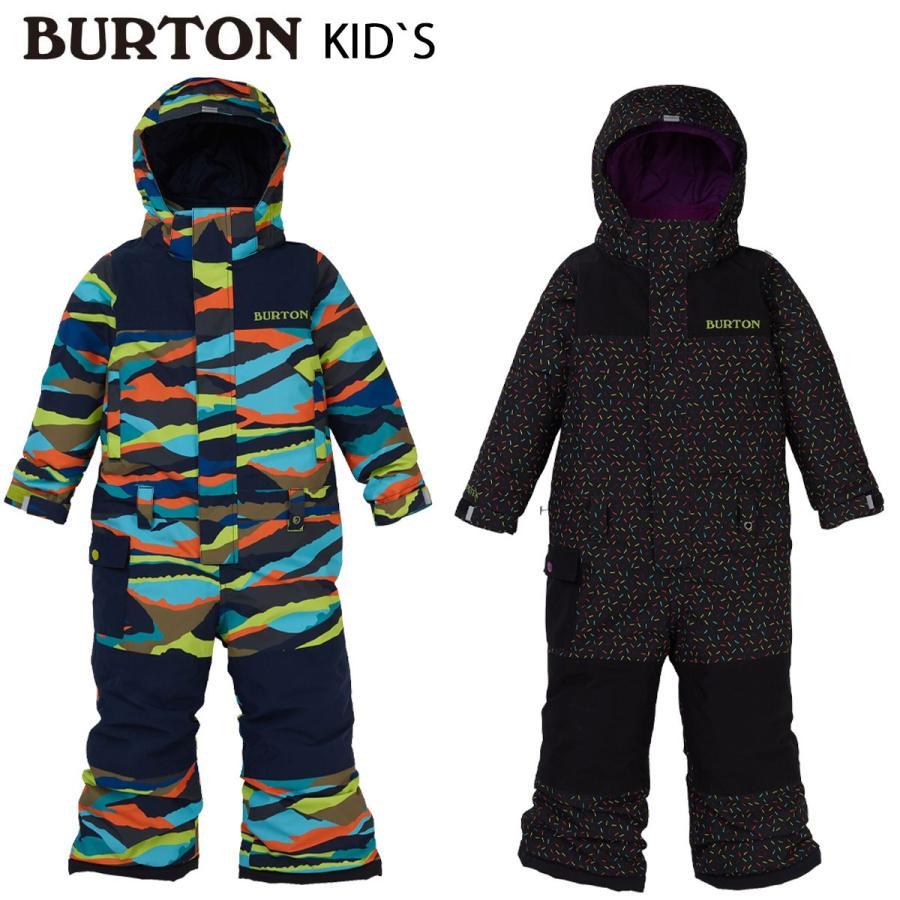 バートン スノーウエア ワンピース ゴアテックス キッズ Toddler Burton GORE-TEX Striker One Piece