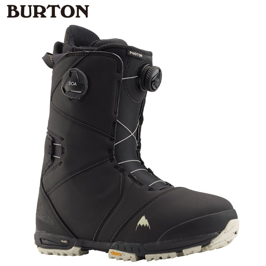 バートン スノーボードブーツ ボア メンズ BURTON 19-20 Men's Burton Photon Boa Wide Snowboard Boot