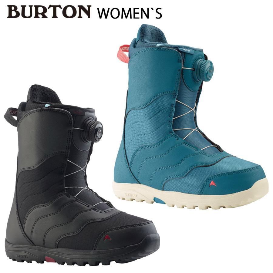 バートン スノーボードブーツ ボア レディース BURTON 19-20 Women's Burton Mint Boa Wide Snowboard Boot