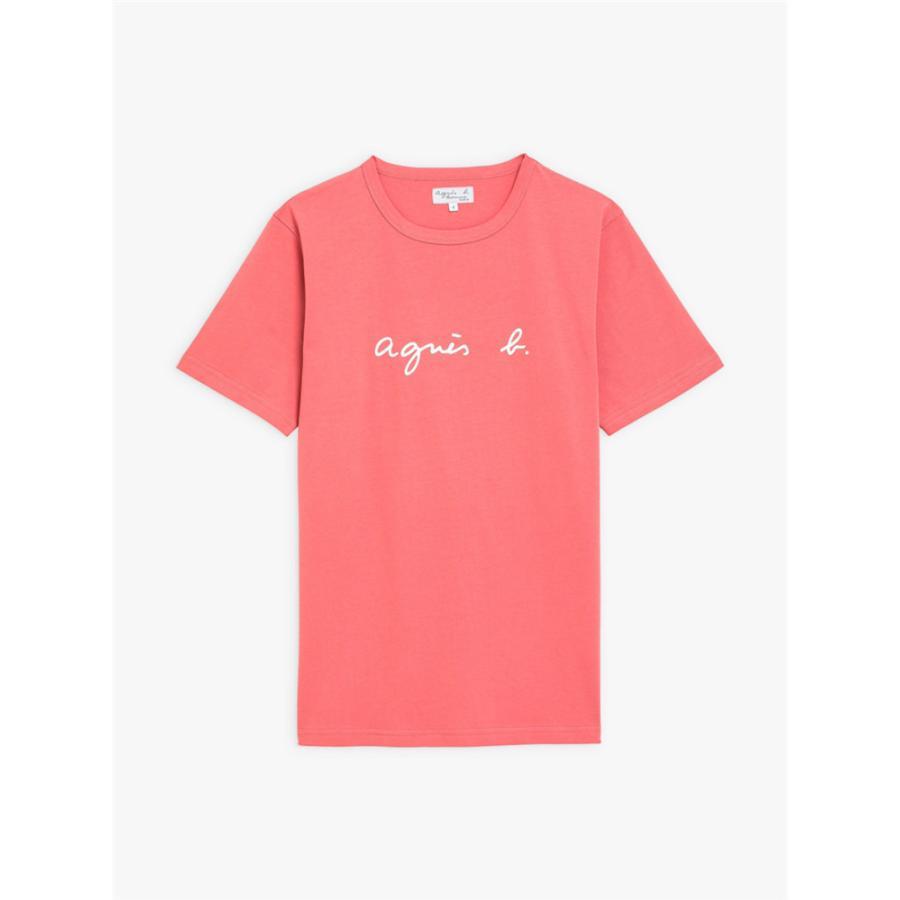 在庫処分 agnes b. アニエスベー  Tシャツ 半袖 カットソー ロゴTシャツ コットン   レディース メンズ  |masao-1120|13