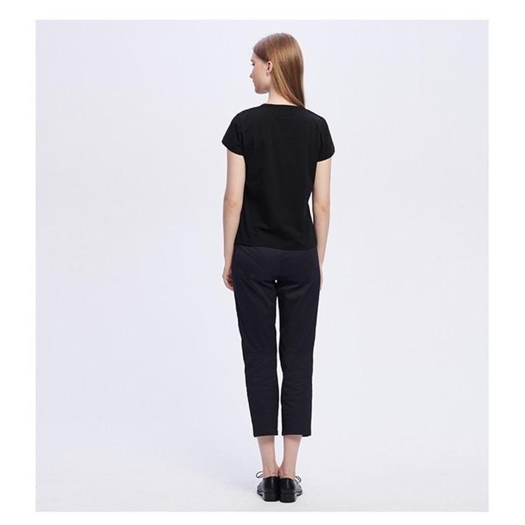在庫処分 agnes b. アニエスベー  Tシャツ 半袖 カットソー ロゴTシャツ コットン   レディース メンズ  |masao-1120|04