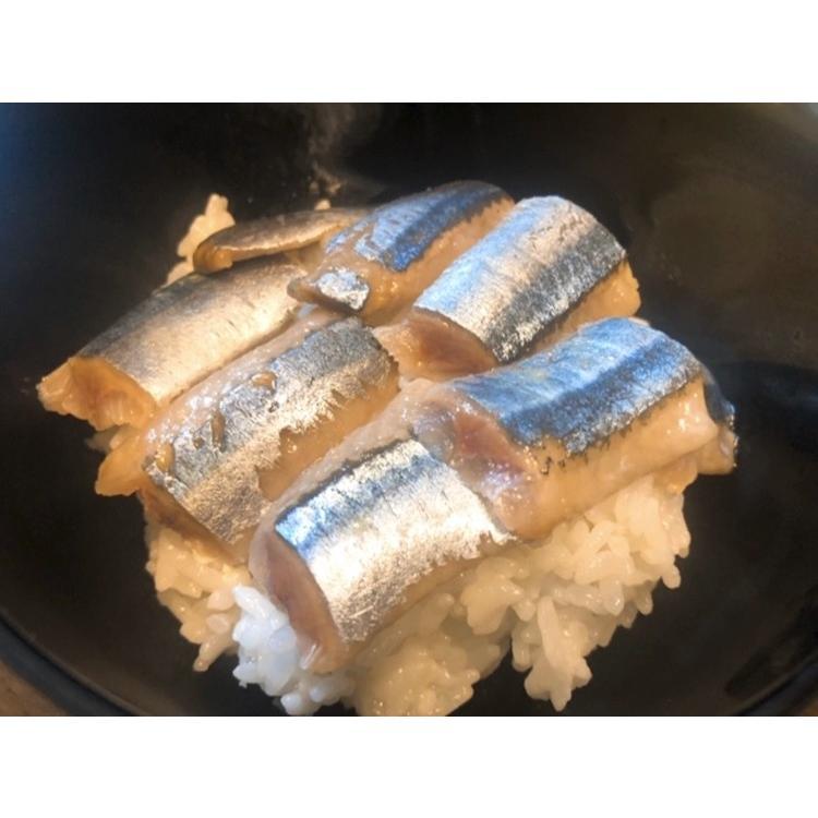 さんま サンマ 秋刀魚 北海道産 お刺身さんま 1パック12枚入×2 24枚入 条件付き送料無料 秋の味覚 生食可 masaoshoten 05