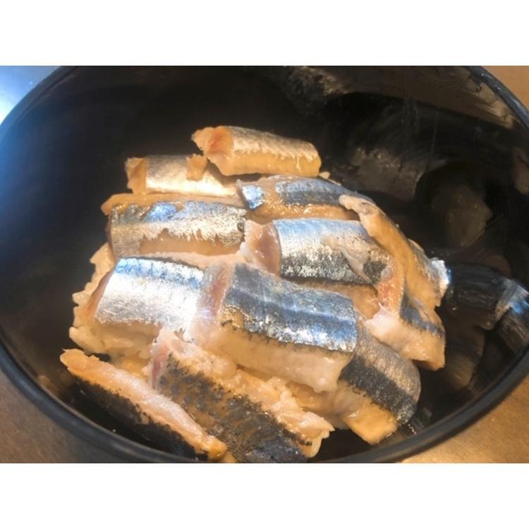 さんま サンマ 秋刀魚 北海道産 お刺身さんま 1パック12枚入×2 24枚入 条件付き送料無料 秋の味覚 生食可 masaoshoten 06