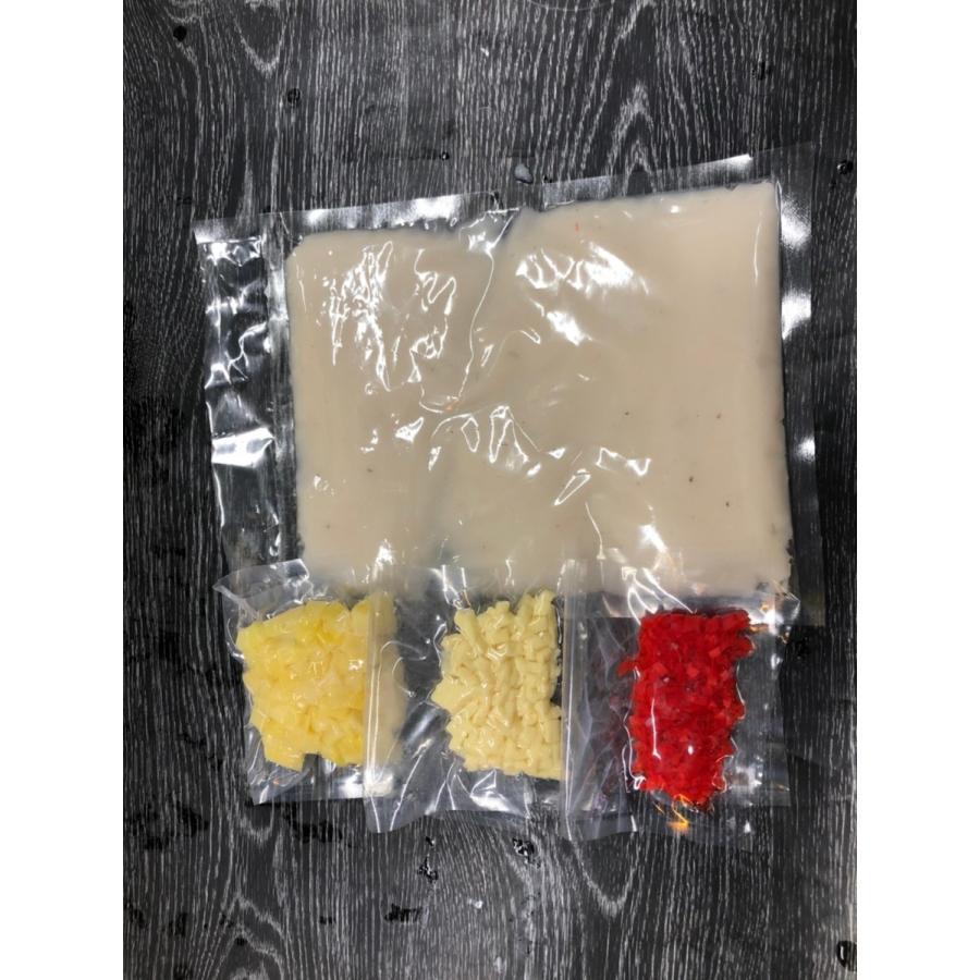 さつま揚げ手作りセット(3〜4人前分) 自分だけのオリジナルさつま揚げつくりにチャレンジ|masarujo|05
