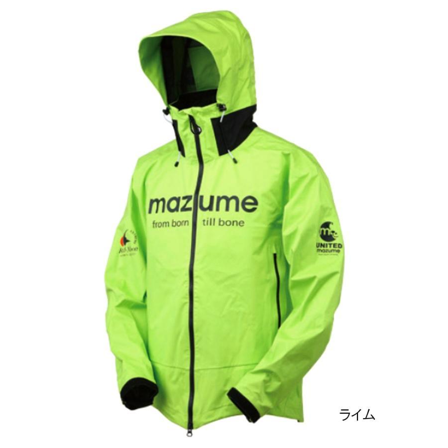 mazume レッドムーンレインジャケット Ver.2 MZRJ-357 L ライム
