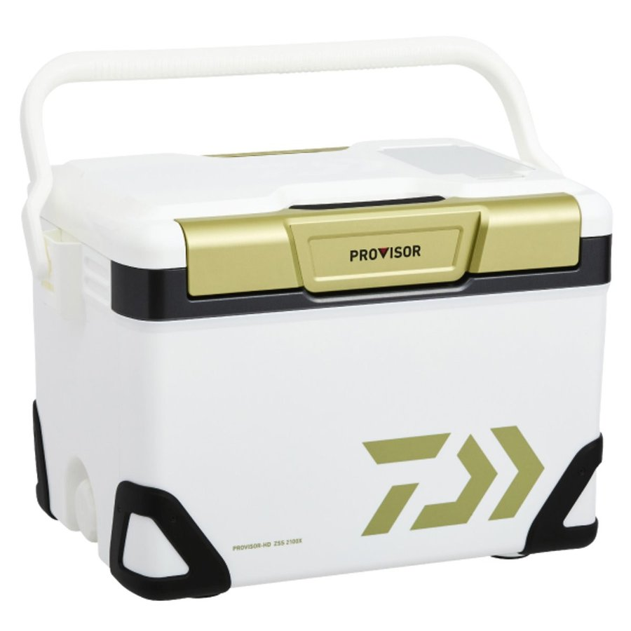 【11月23〜24日エントリーで最大P35倍!】ダイワ プロバイザー HD ZSS 2100X シャンパンゴールド クーラーボックス