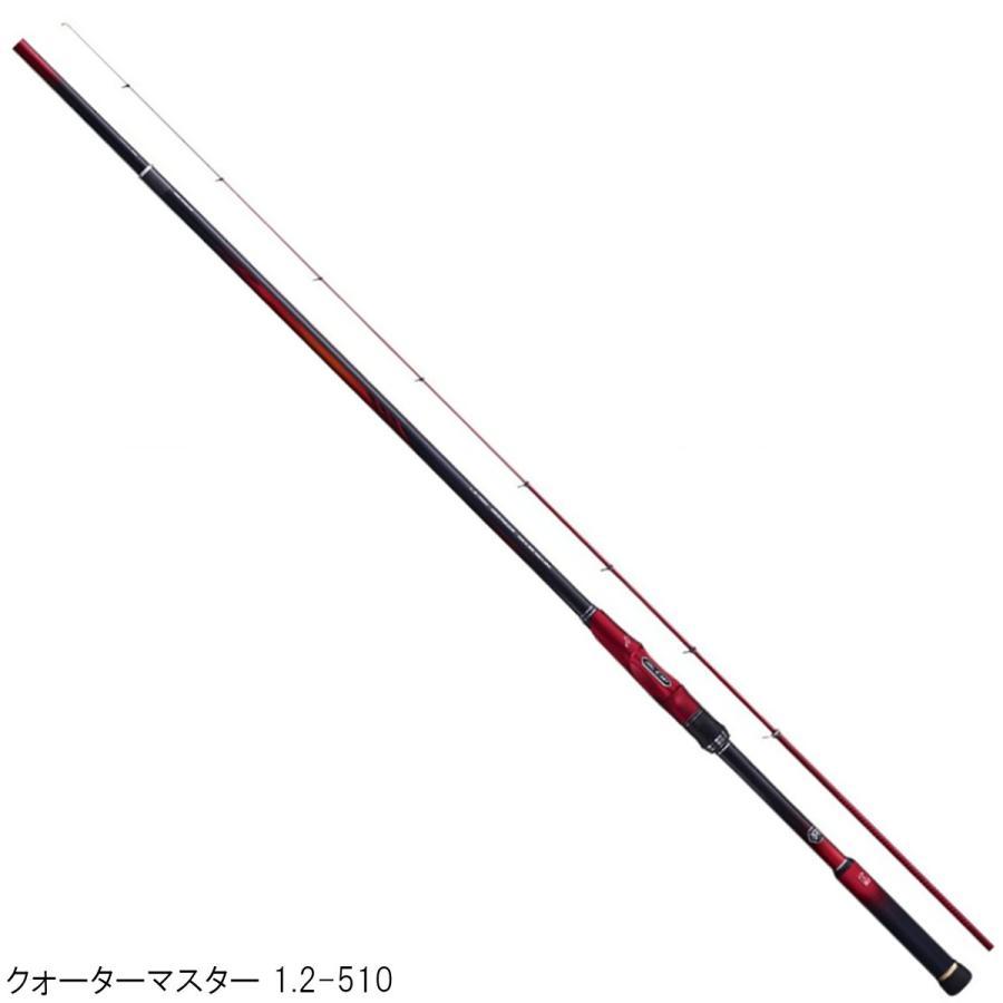 シマノ ファイアブラッド グレ クォーターマスター 1.2-510