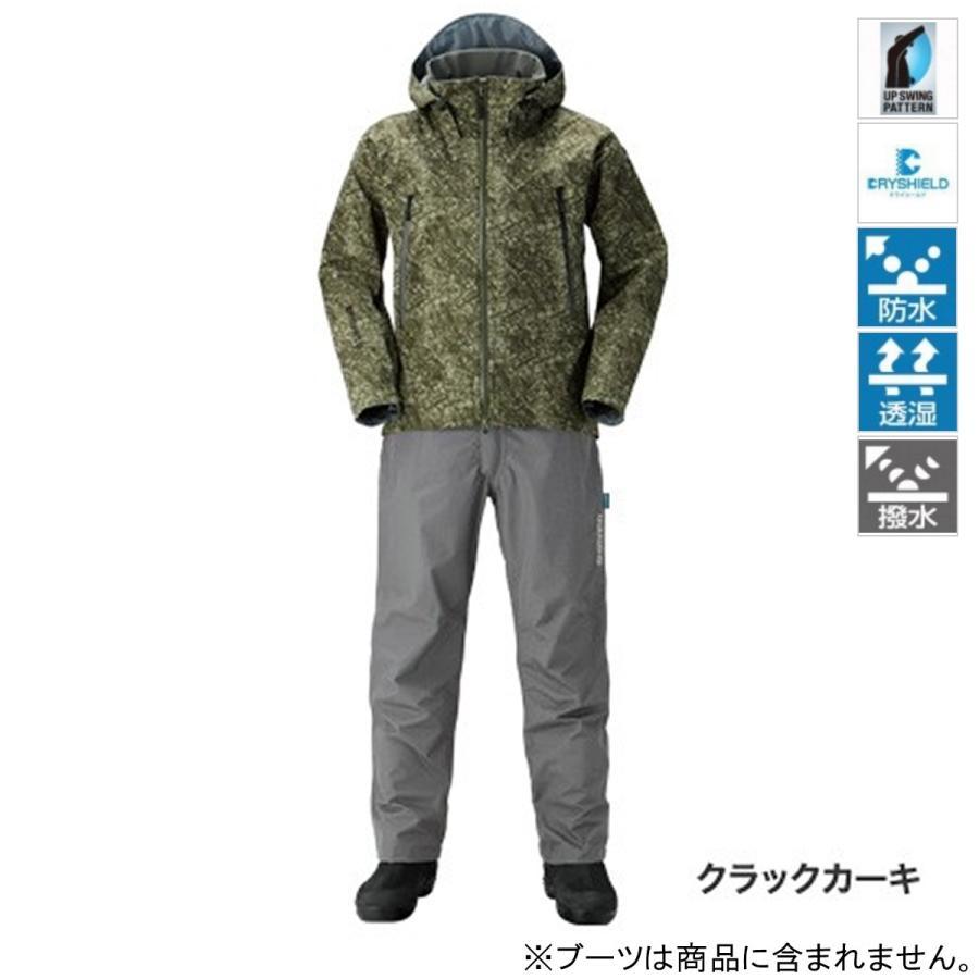 DSアドバンススーツ RA-025Q 2XL クラックカーキ シマノ