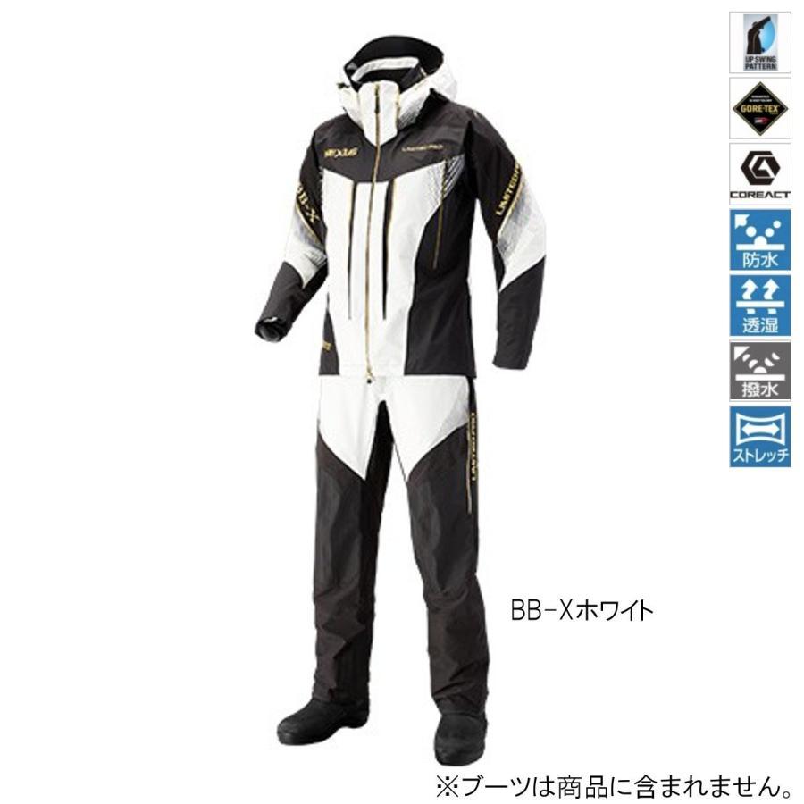 シマノ NEXUS・GORE-TEX レインスーツ LIMITED PRO RA-112S XLs BB-Xホワイト