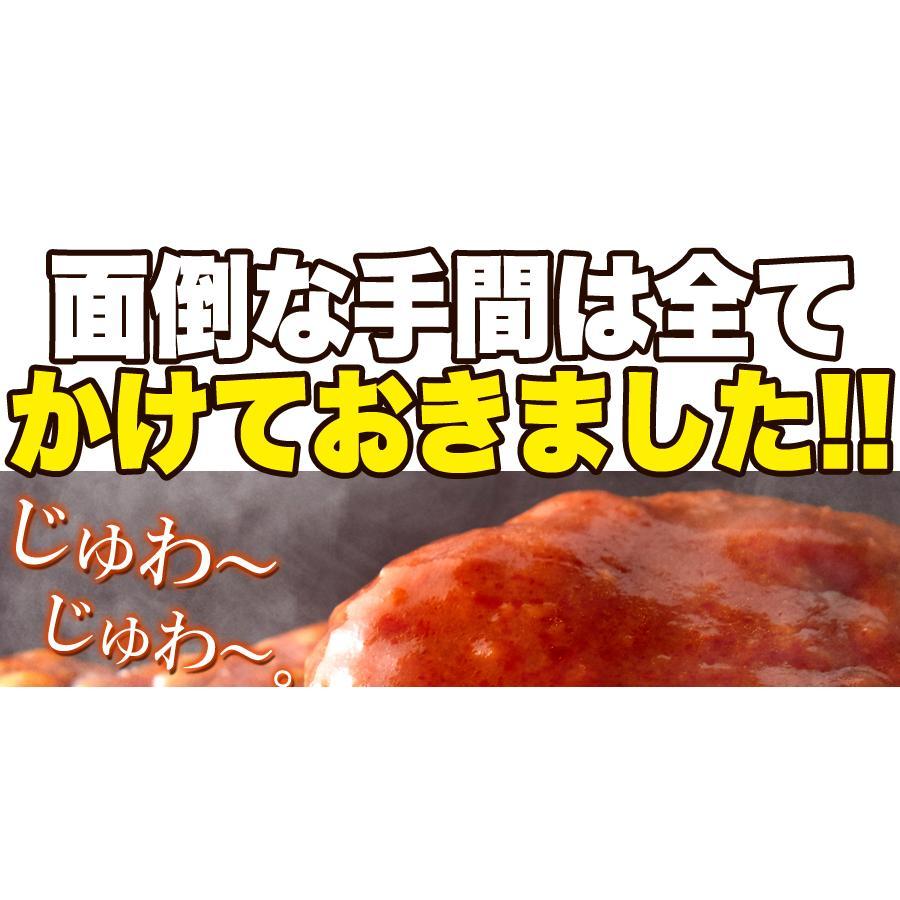 煮込みハンバーグ 野菜入りデミグラス 約200g3袋 ポイント消化 送料無料 ゆうパケット 国産 ハンバーグ レトルト|masuters-mart|09