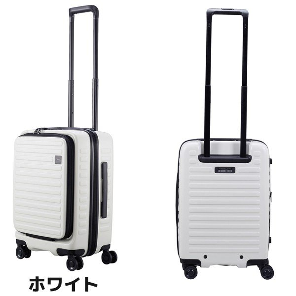 LOJEL ロジェール CUBO Sサイズ メーカー10年間保証付 スーツケース キャリーケース LOJEL CUBO ロジェール スーツケース  機内持ち込み n-cubo-s(新型)|masuya-bag|06