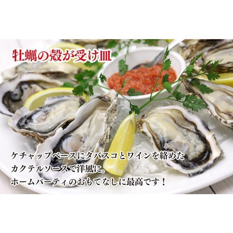 送料無料 宮城県産 殻付き 活牡蠣 3kg ※大小混合で約15~50個【加熱用】|maticyoku|06