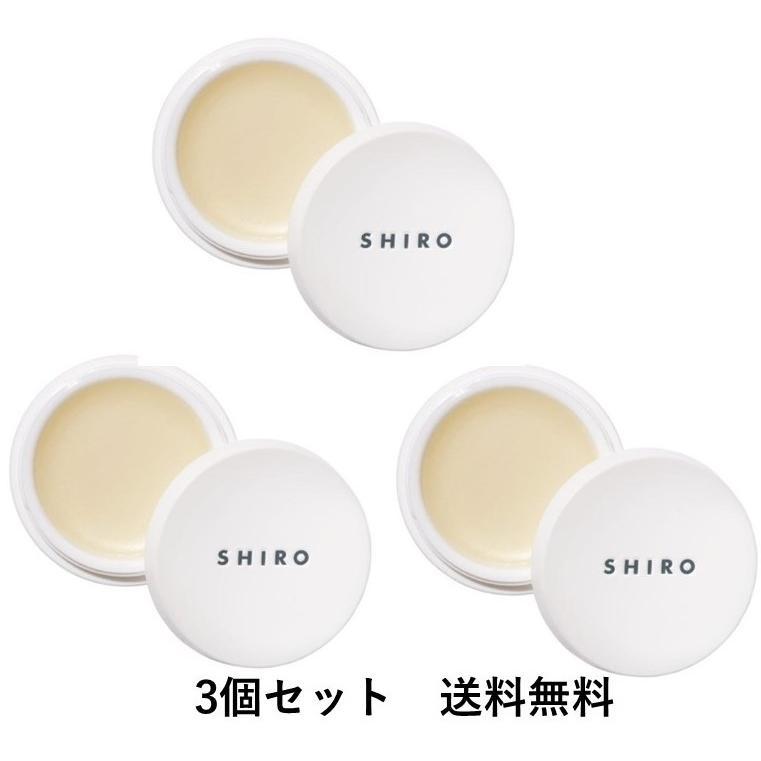 香水 shiro 練り