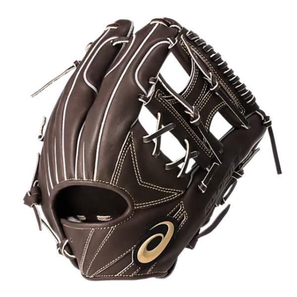 アシックス asics GOLDSTAGE SPEED AXEL 硬式グラブ 内野手用 3121A312-010 硬式野球