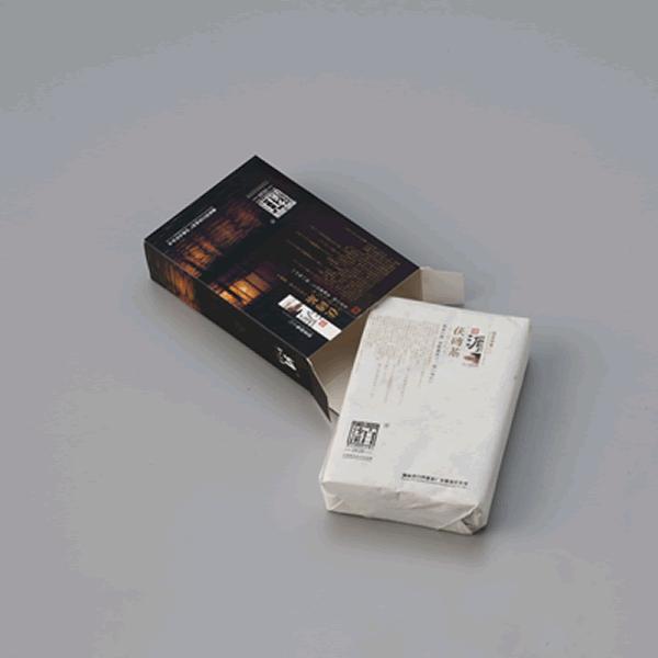 中国茶 健康茶 発酵茶 ギフト 金の花 茯磚茶(源)318g 年末年始セール中 matsurika-jp 03