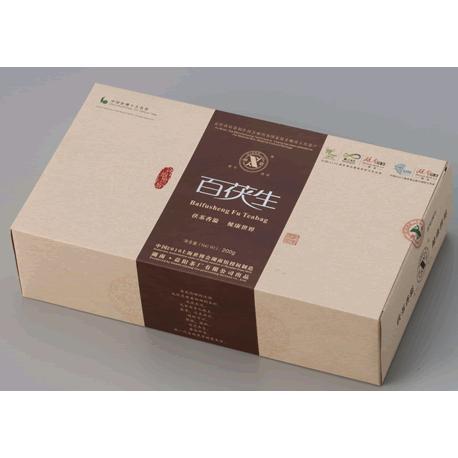 お徳用 中国茶 発酵茶 健康茶 百茯生(ティーバッグ) 年末年始 大容量100回分入り 30%割引セール中|matsurika-jp