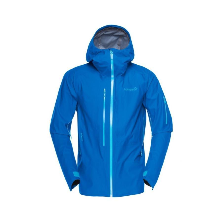 【予約販売品】 17-18 NORRONA ノローナ lofoten Gore-Tex Pro Light Jacket (hot sapphire) メンズ ロフォテン ゴアテックス プロ ライト ジャケット, 光ネット組合 98e92df7