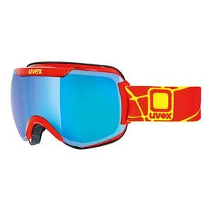 UVEX ウベックス G.GL 400 (チリレッド) スキー ゴーグル 球面
