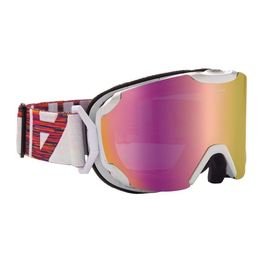 【ネット限定】 ALPINA アルピナ PHEOS S MM (パールホワイト) スキー ゴーグル フレームレス, 院内町 142b91ba