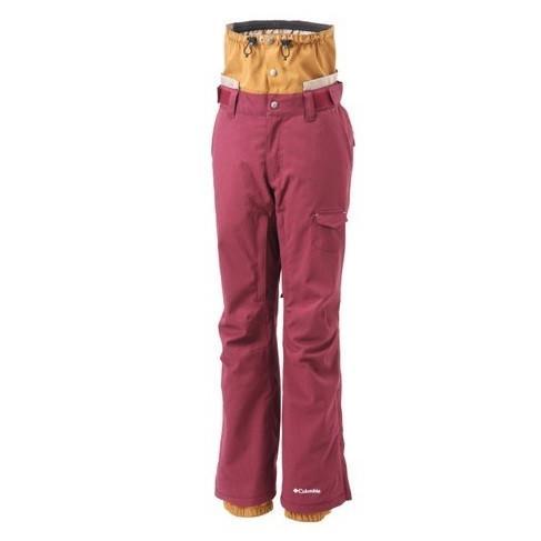 Columbia コロンビア 赤 Mountain Women's Pant レッドマウンテン ウィメンズパンツ (Chianti) レディース スキーウエア PL8125
