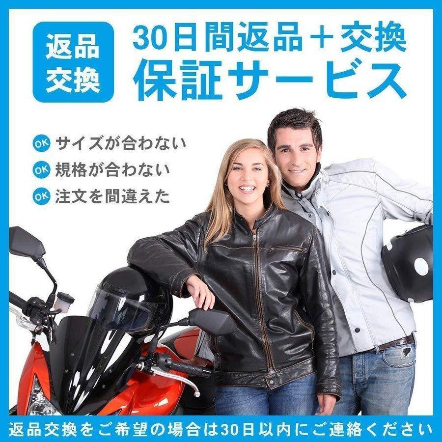 バイクミラー メッキミラー 左右セット 凸面鏡 汎用 10mm M10 カワサキ ホンダ スズキ バイク ミラー 鏡 オートバイ スクエア サイドミラー カスタム用品 maximaselect 14