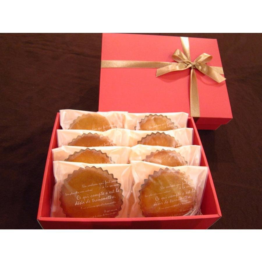【はちみつマドレーヌギフトセット(8個入り)】たいせつな方への贈り物、ギフト、お歳暮にぴったりの焼き菓子セット|mayfair-net