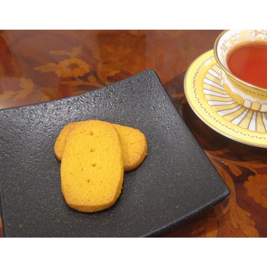 【かぼちゃのショートブレッド)】卵不使用、イギリスの伝統的な焼き菓子、かぼちゃたっぷりやさしい味わい|mayfair-net