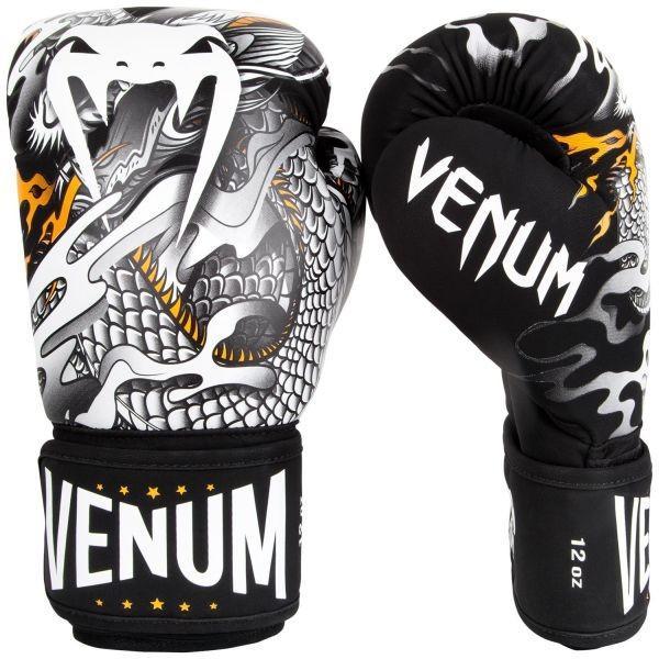 VENUM[ヴェヌム] ボクシンググローブ Dragon's Flight ドラゴンズフライト(黒/白)